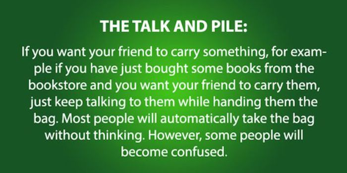 Simple Psychological Tricks You Need To Start Using (13 pics)