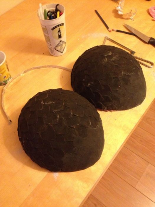 Dragon Egg DIY (28 pics)