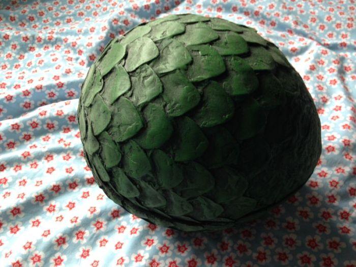 Dragon Egg DIY (28 pics)