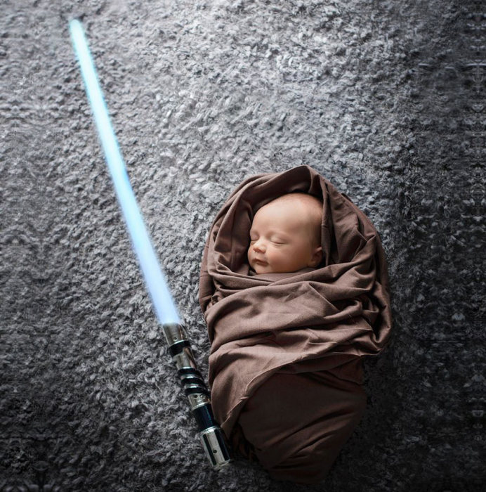 These Nerdy Newborns Are Following In The Footsteps Of Their Parents (36 pics)
