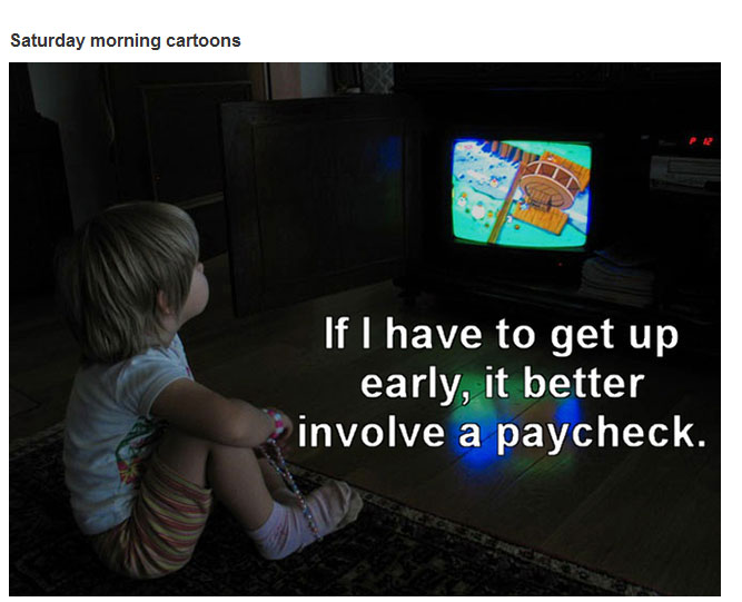25 Things You Loved As A Kid But Can't Stand As An Adult (25 pics)
