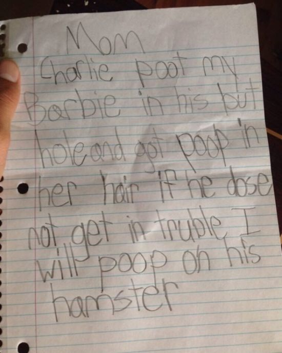 Sometimes You Just Have To Take Revenge Into Your Own Hands (15 pics)