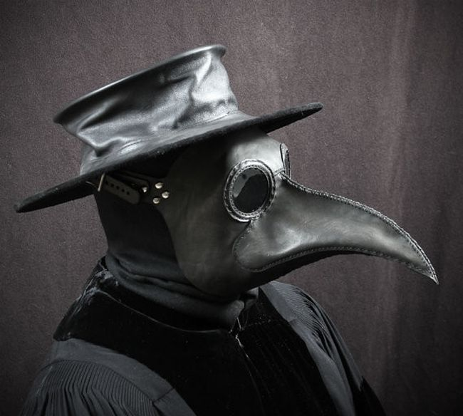 Eerie Facts About The Bubonic Plague (18 pics)