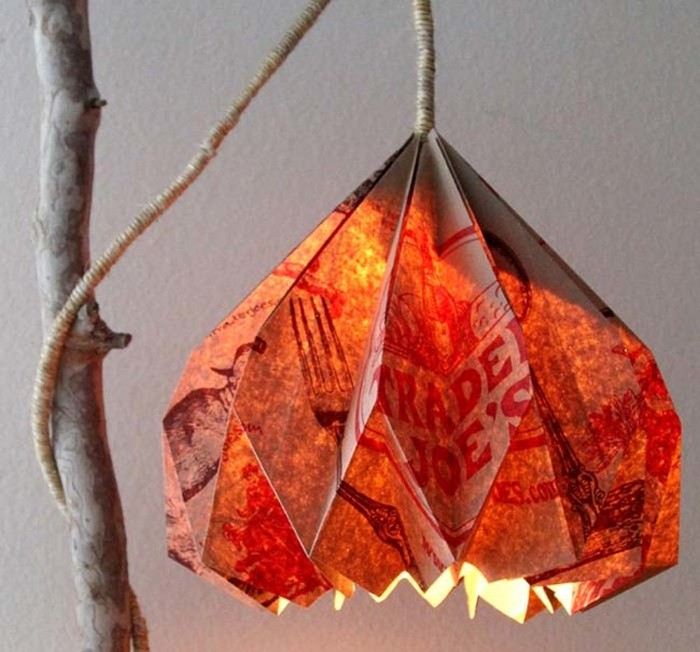 She Created Something Really Cool Out Of An Old Grocery Bag (10 pics)