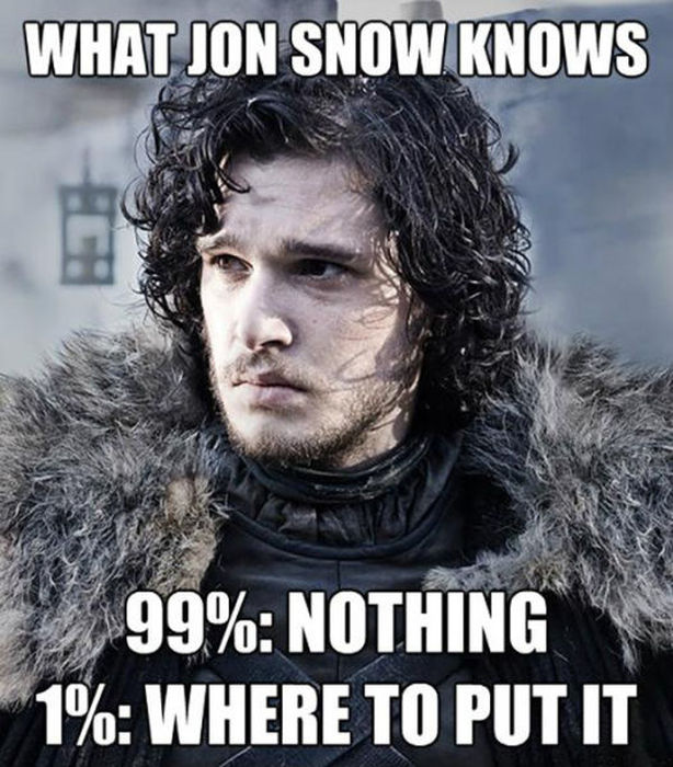 The Greatest Game of Thrones Memes The Internet Has To Offer (29 pics)