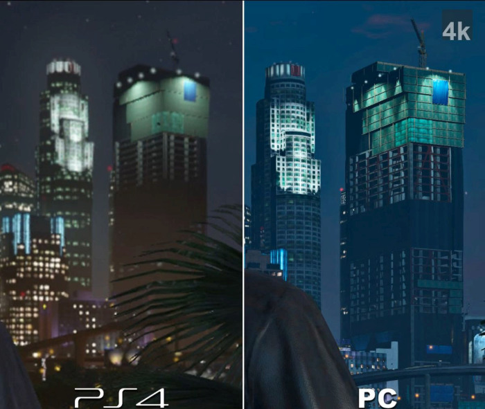 Comparing PC Graphics To The PS3 And PS4 (15 pics)