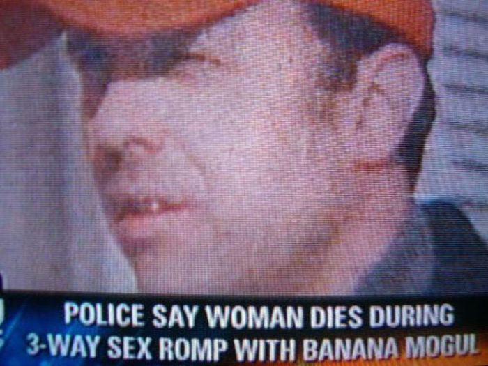 Hilarious TV Moments That Got Paused At The Perfect Time (31 pics)