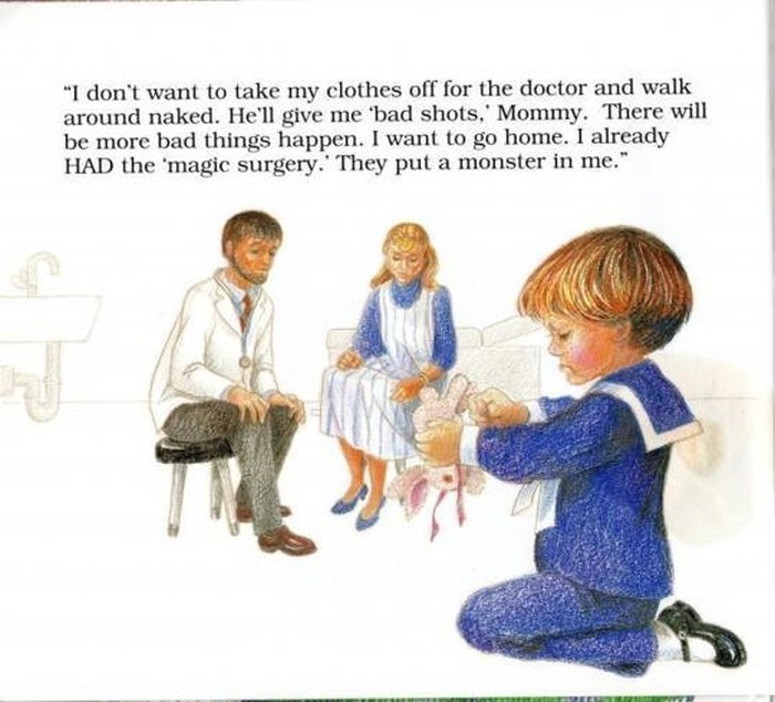 This Is Definitely The Most Bizarre Children's Book Ever (9 pics)