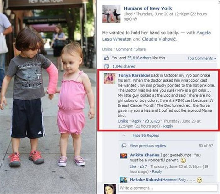 These Kids Will Restore Your Faith In Humanity (18 pics)
