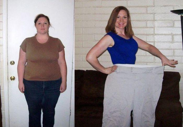 Females That Went Through Amazing Body Transformations (25 pics)