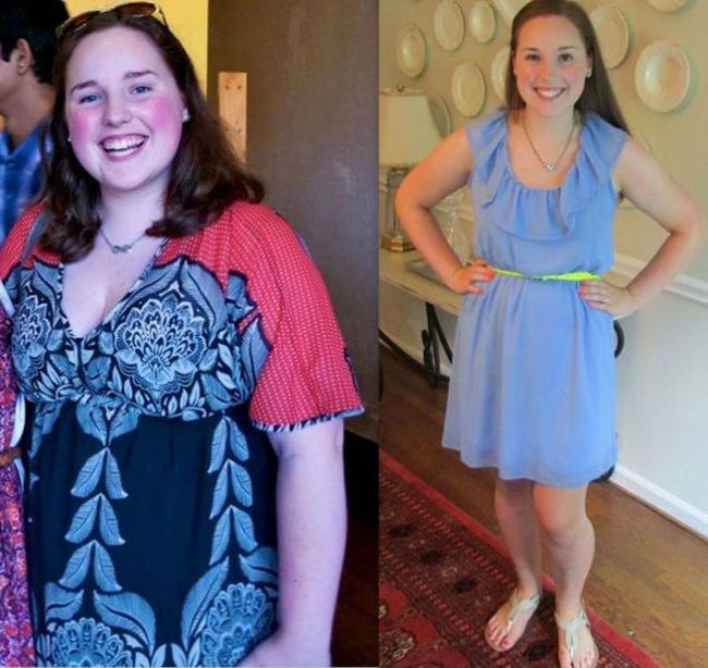 Females That Went Through Amazing Body Transformations (25 pics)