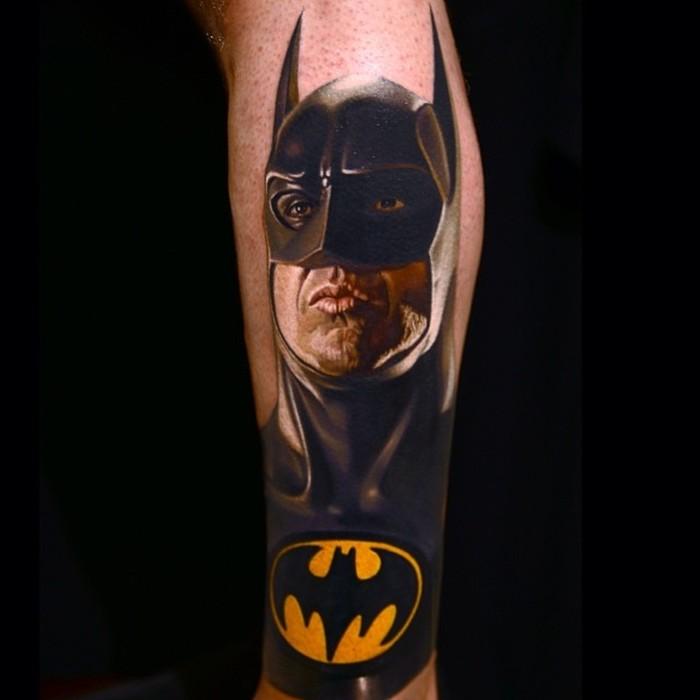 Nikko Hurtado Brings Movie Characters To Life With Amazing Tattoo Art (23 pics)