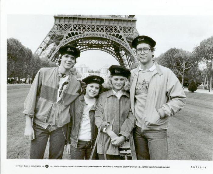 Snapshots Of Famous People And Famous Places From The Past (21 pics)