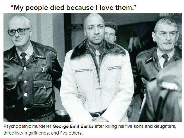 13 Disturbing Quotes From Notorious Murderers And Criminals (13 pics)