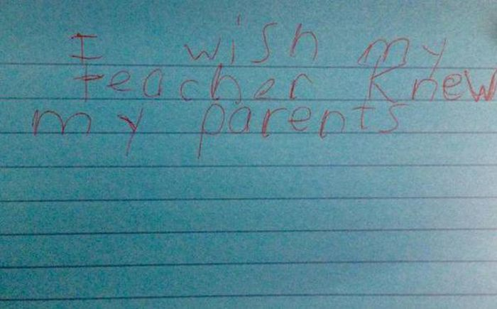 Third Graders Write Honest Messages To Their Teachers (16 pics)
