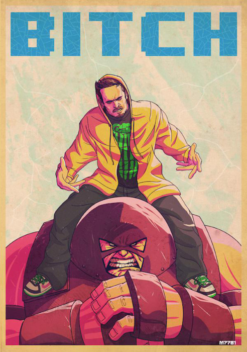 These Pop Culture Mash Ups Are Absolutely Perfect (34 pics)