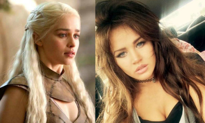 Meet Rosie Mac The Body Double For Daenerys On Game Of Thrones (30 pics)