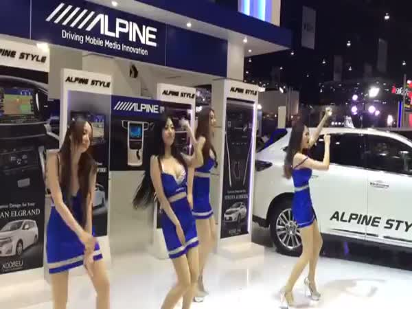 Alpine Girls Dance