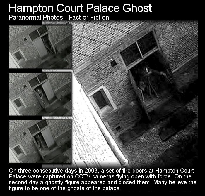 Chilling Photographs That Captured Paranormal Activity (18 pics)