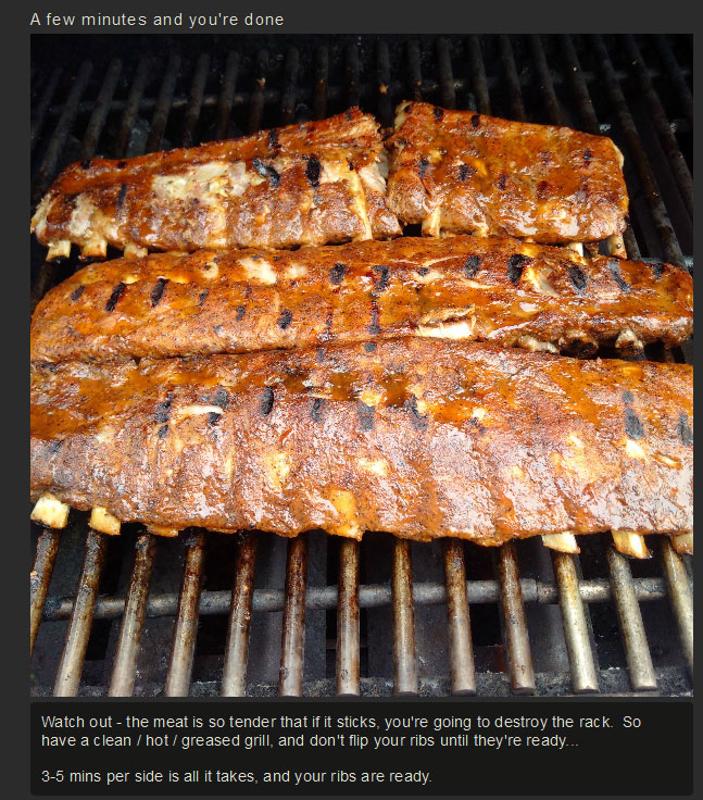 A Step By Step Guide To Making Super Tender Ribs (13 pics)