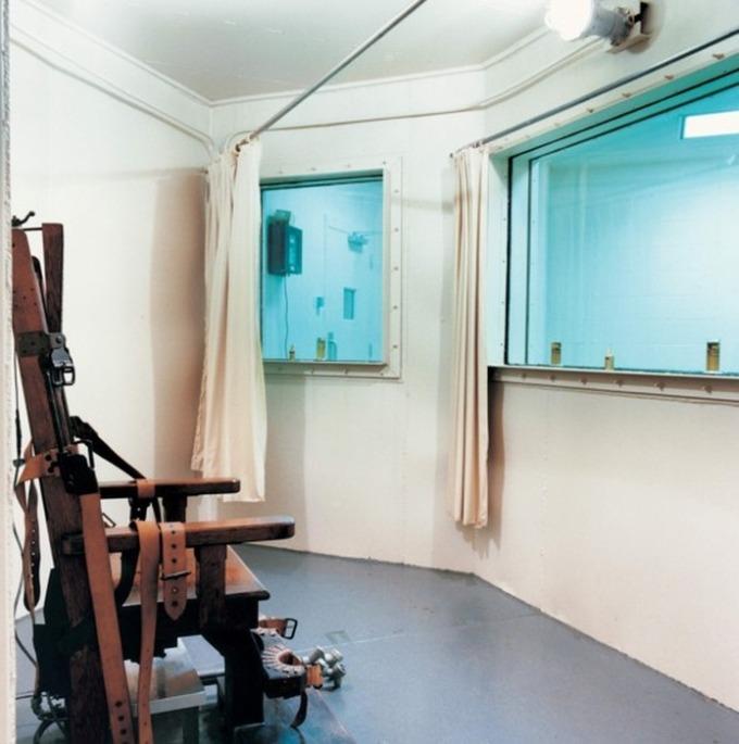 Us Execution Chambers 27 Pics