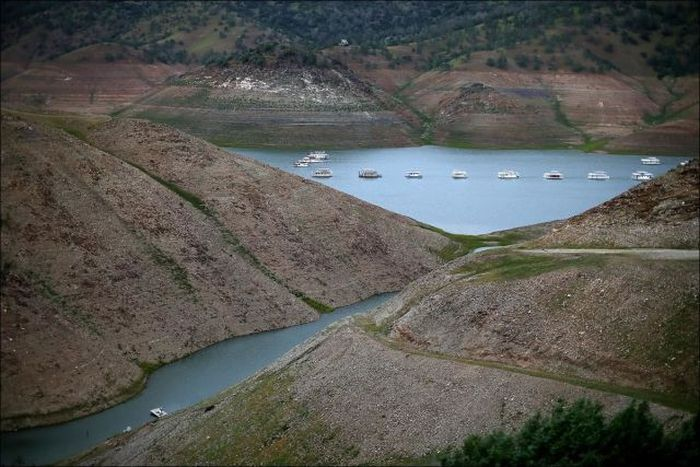 California Is Dealing With The Worst Drought In Years (26 pics)