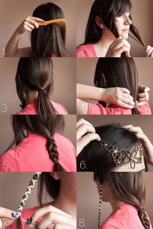 Hairstyles Of Famous Characters That You Can Do Yourself (18 pics)