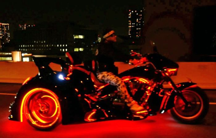 Three Wheeler Trikes That Are Popular In Japan (8 pics)