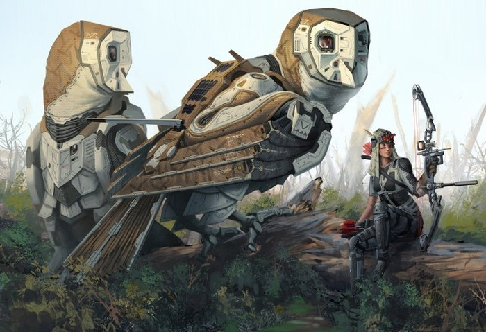 Robert Chew Is An Artist With A Big Imagination (24 pics)