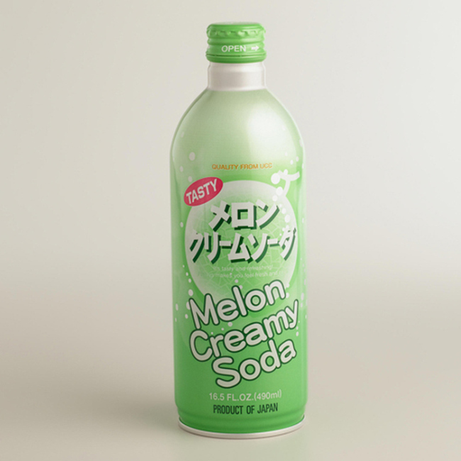 Strange Beverages You Can Only Find In Japan (15 pics)