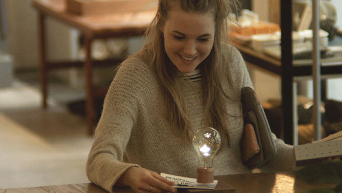 This Amazing Levitating Light Bulb Will Work Without Being Plugged In (6 pics)