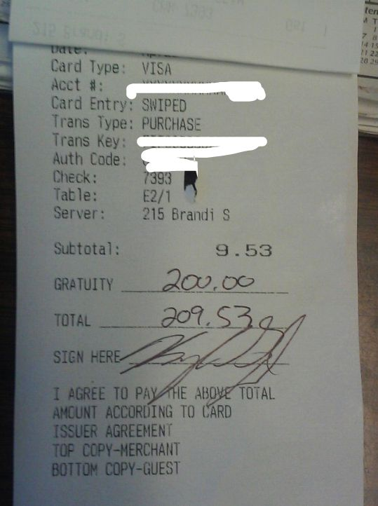 Proof That Good People Still Exist (2 pics)