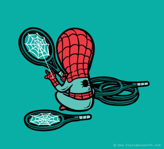 This Is What Superheroes Would Do If They Worked For A Living (16 pics)