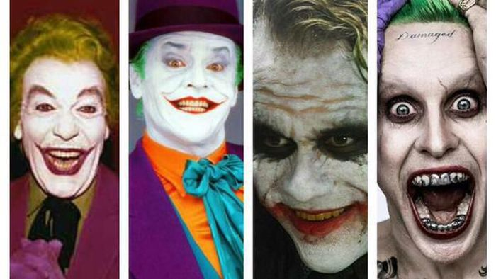 The First Official Look At Jared Leto's Joker Has Arrived (3 pics)