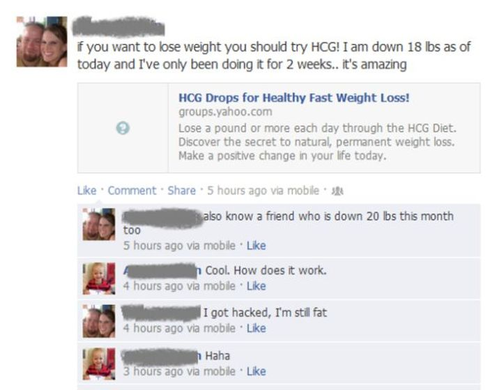 This Is Why You Should Always Log Out of Your Facebook Account (29 pics)