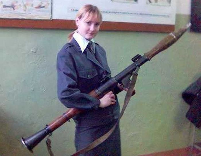 Sights You Will Only See In Russia (44 pics)