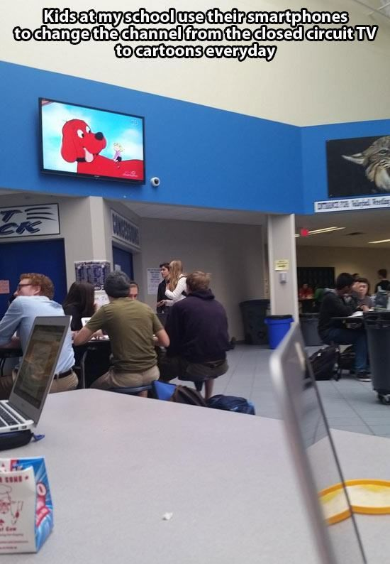 Proof That Sometimes School Can Actually Be Fun (18 pics)