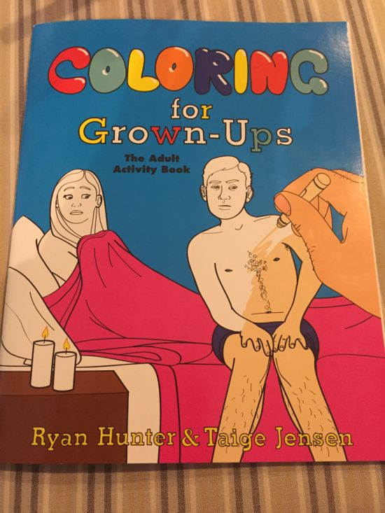 This Coloring Book Perfectly Sums Up Adult Life (14 pics)