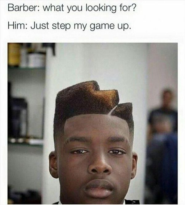 These Hair Styles Are Glorious And Ghetto Fabulous (25 pics)
