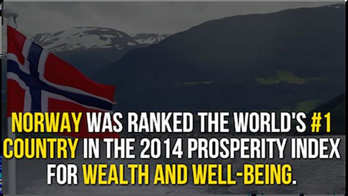Facts About Norway That Will Make You Want To Go There (19 pics)