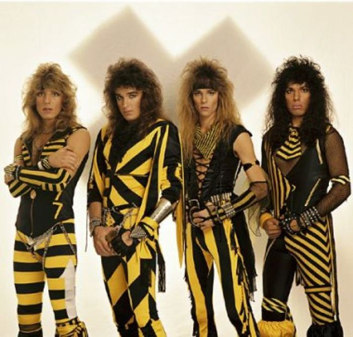The Best 80s Metal Hair Bands Back In The Day And Today (49