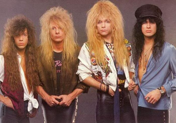 The Best 80s Metal Hair Bands Back In The Day And Today 49