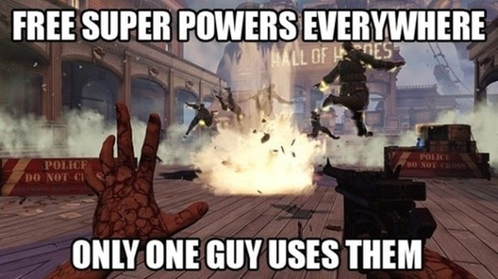 Perfect Examples Of Ridiculous Video Game Logic (36 pics)