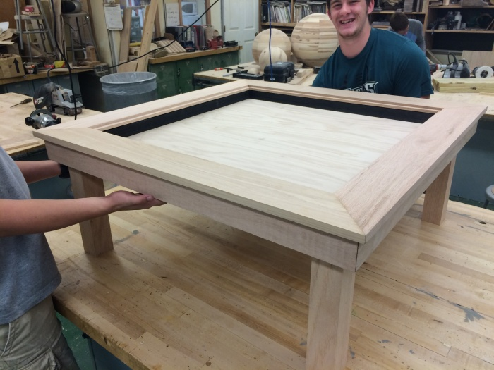 This Man's Infinity Table Will Blow Your Mind (20 pics)