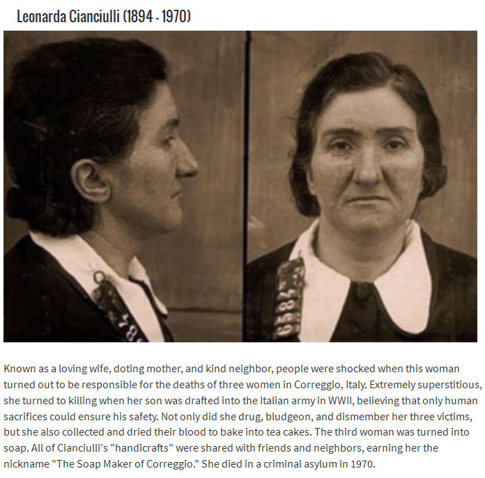 These 10 People Are Some Of The Worst Killers In History (10 pics)