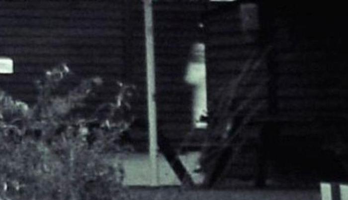 Ghostly Sightings And Creepy Creatures Caught On Camera (12 pics)