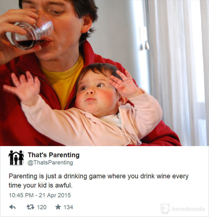 The Truth About Parenting Summed Up In A Series Of Tweets (19 pics)