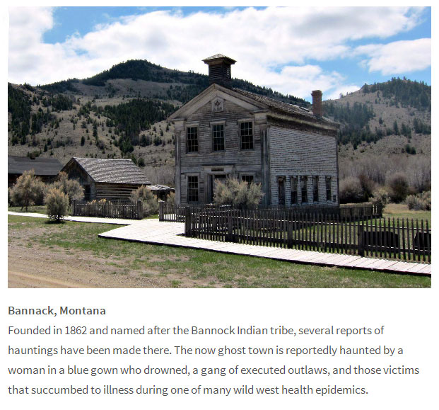 Would You Move Into One Of These Haunted Houses? (14 pics)
