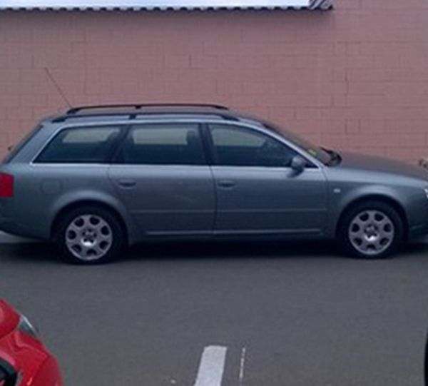 This Is What Happens When You Park In The Wrong Spot (2 pics)