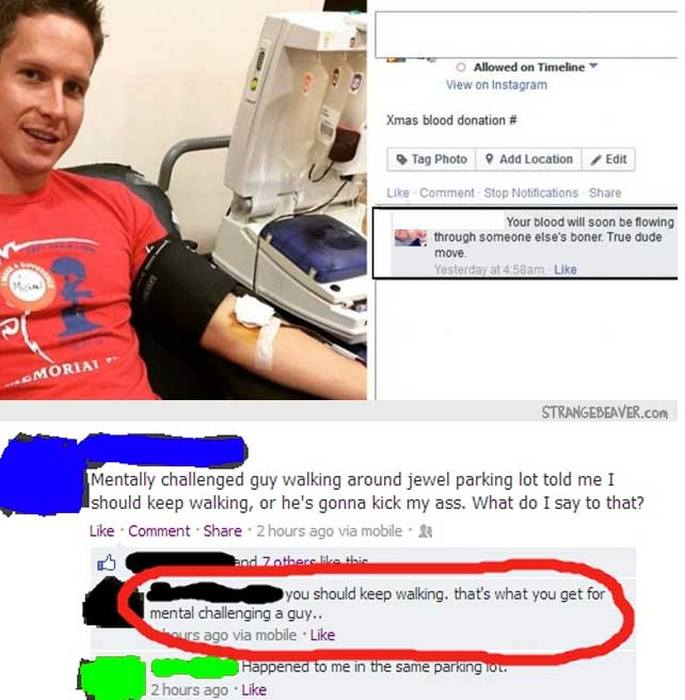 Funny Moments And Fails You Will Only See On Facebook (12 pics)